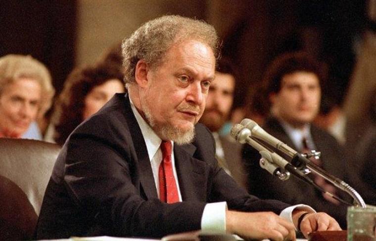 Robert Bork, conservative legal icon, dies at 85
