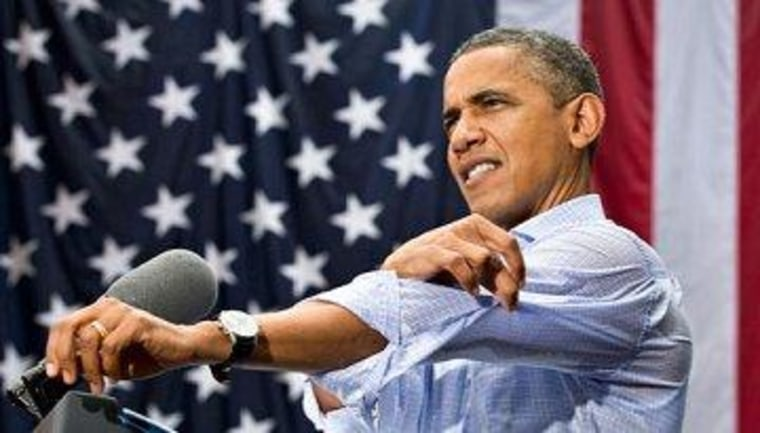 A 'Republican civil war' is not Obama's goal