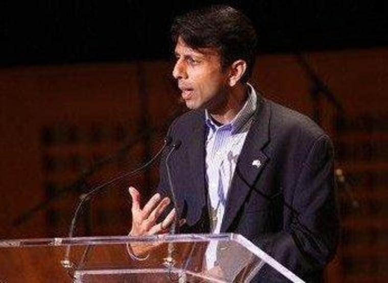 Jindal re-embraces 'dumbed-down conservatism'