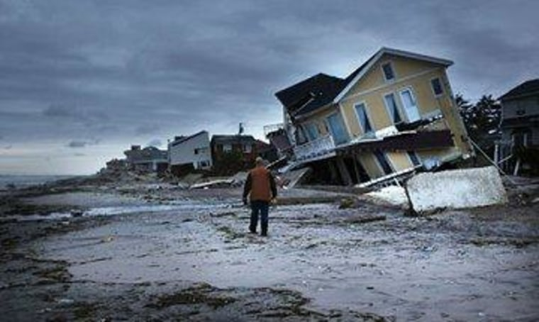 GOP seeks offsets for post-Sandy relief