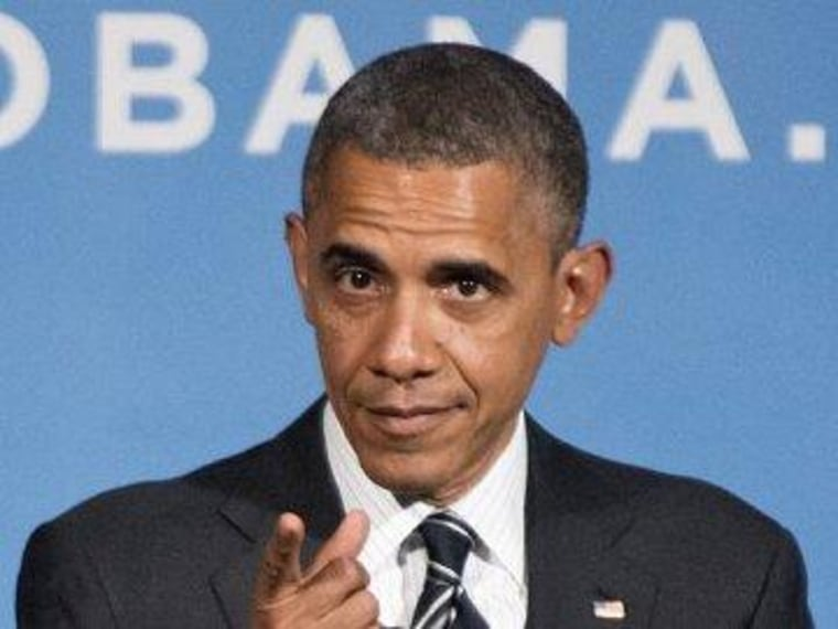 Obama to Republicans; Your move.