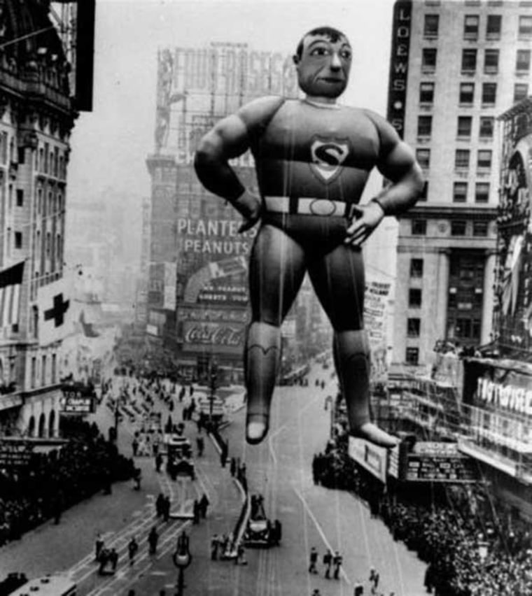 Macy's Thanksgiving Day Parade, 1940