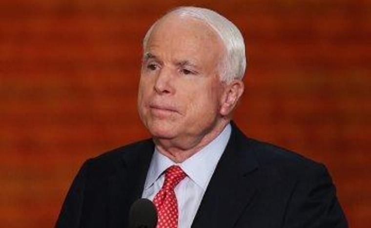 McCain's suspicions gets sillier