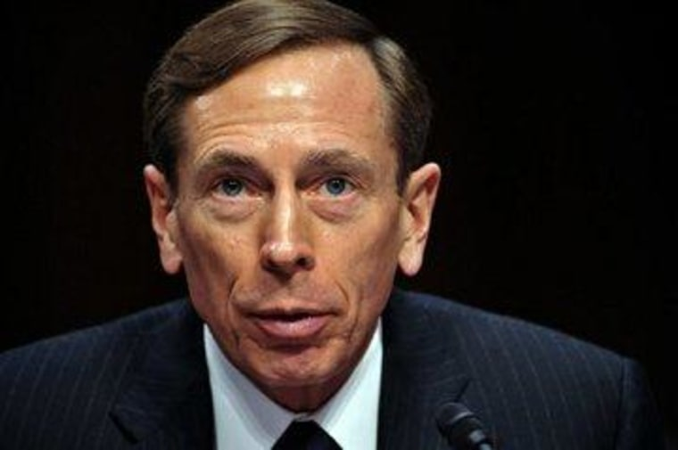 Petraeus takes the wind from conspiracy theorists' sails