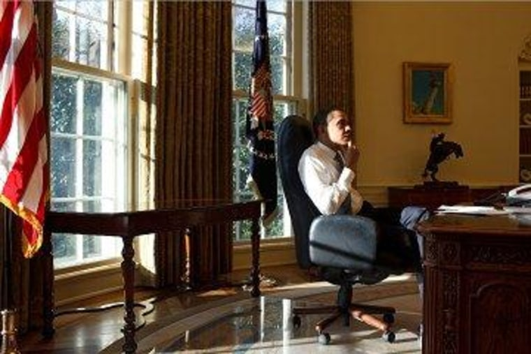 The desperate search for a legitimate Obama scandal