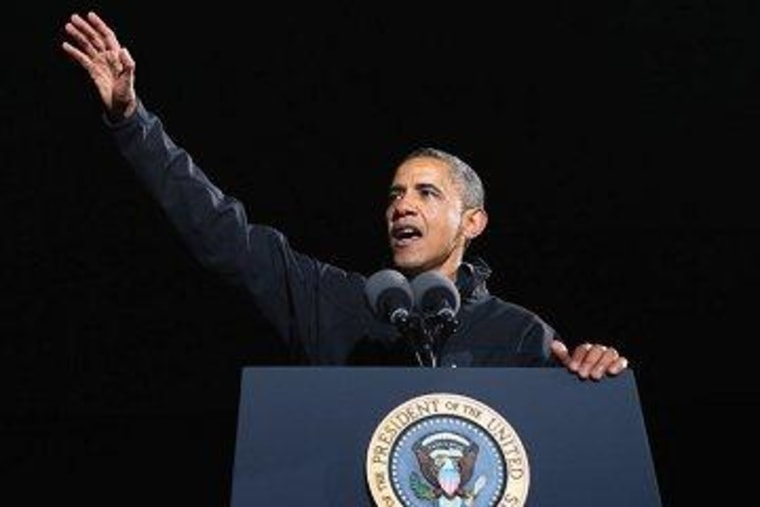 Presidential approval ticks higher at race's end