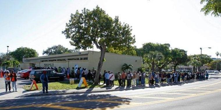 Florida's voting fiasco