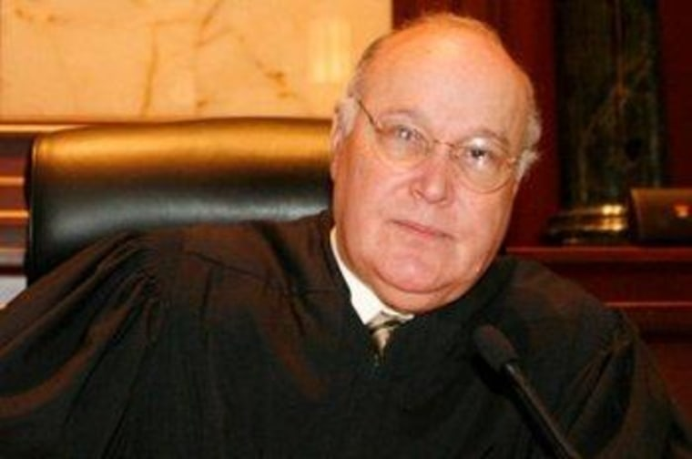 2nd Circuit Chief Judge Dennis Jacobs