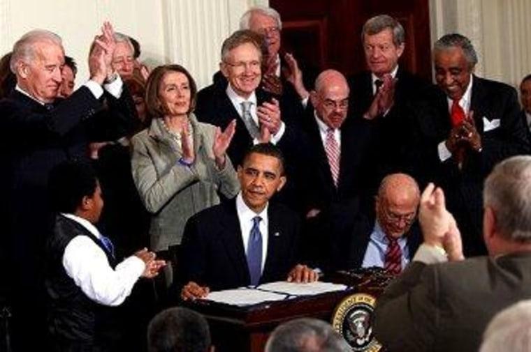 When partisan impulses meet health care needs
