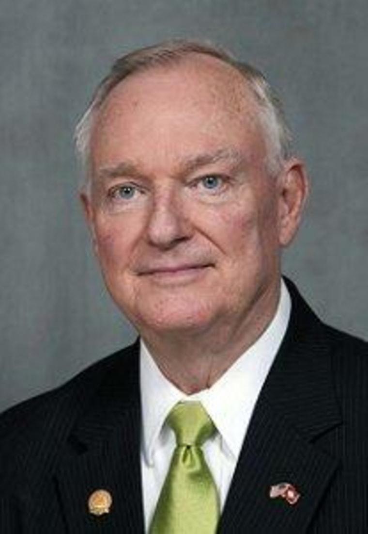 Arkansas state Rep. Jon Hubbard (R)