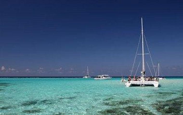 The Caymans offer Mitt Romney's money a lovely view.