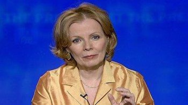 Peggy Noonan calls for 'an intervention'