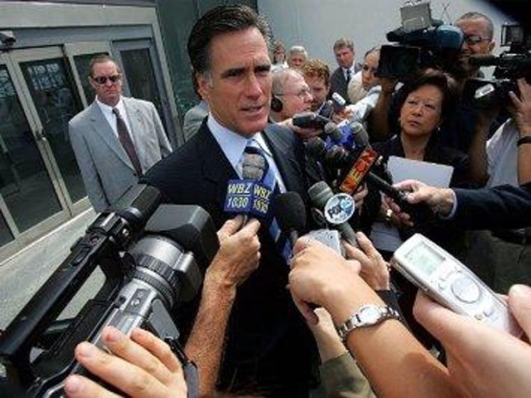 After Romney's debacle, GOP blames press