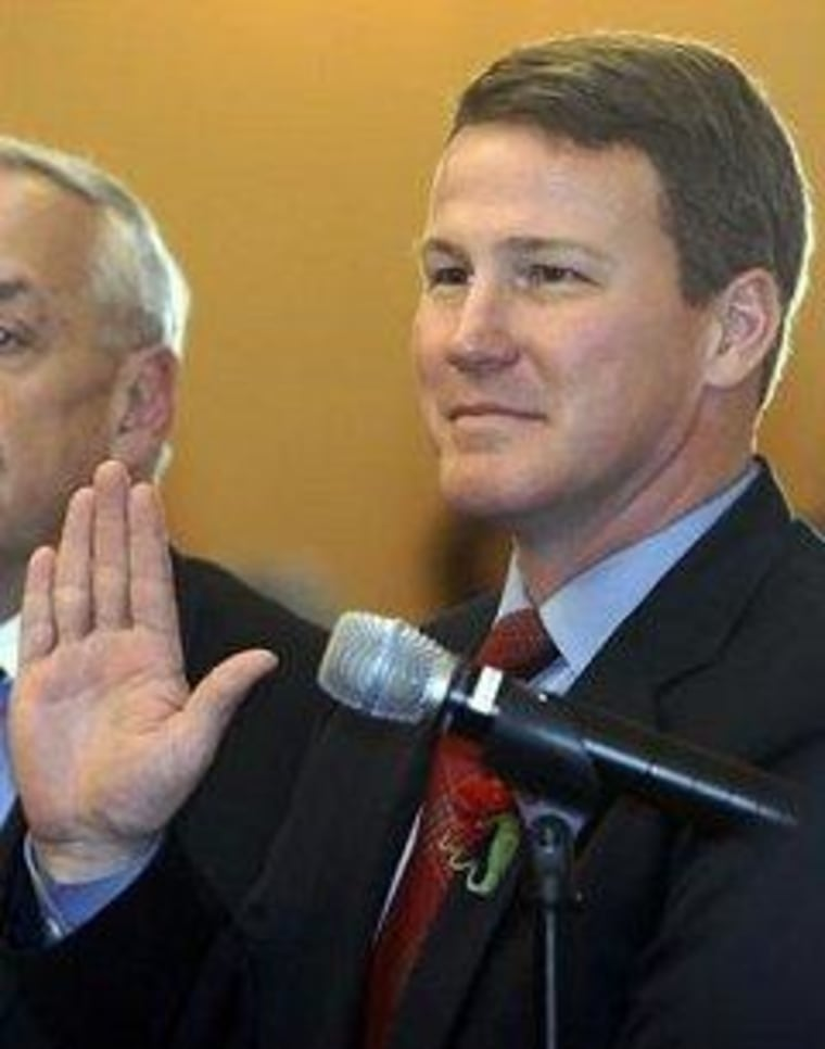 Ohio Secretary of State Jon Husted (R)