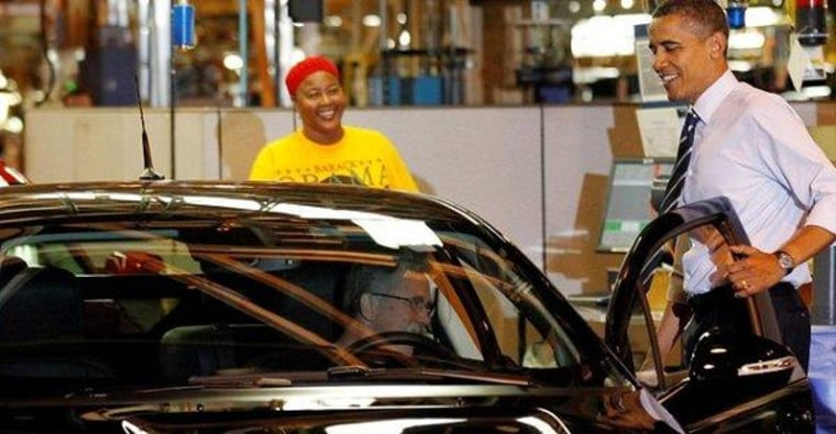 Auto industry rescue continues to pay off