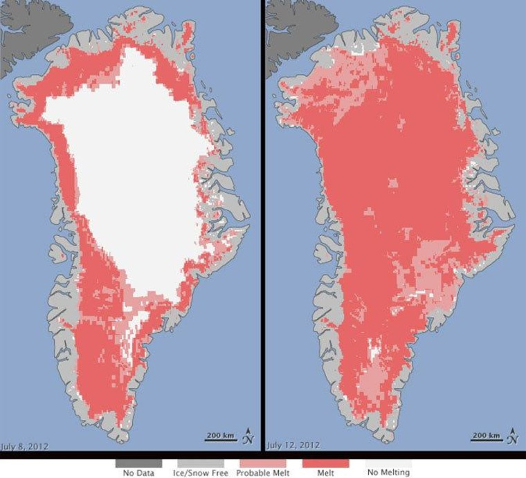 Department of Corrections: The great Greenland ice melt
