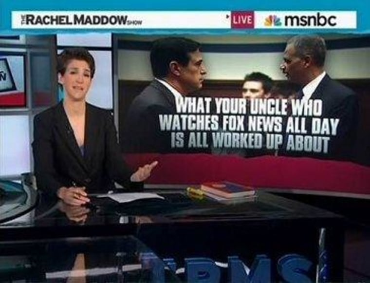 Obama gives your wacky uncle a name
