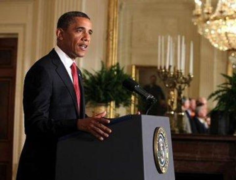 Obama pushes middle-class tax cut, reignites larger fight
