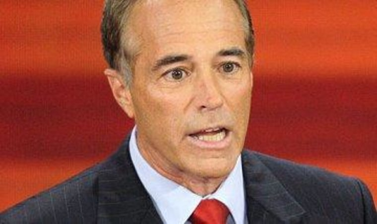 Candidate Chris Collins (R) rejects cancer data.
