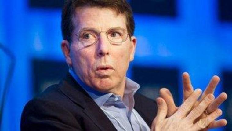 Bob Diamond, disgraced former Barclays CEO and Mitt Romney pal