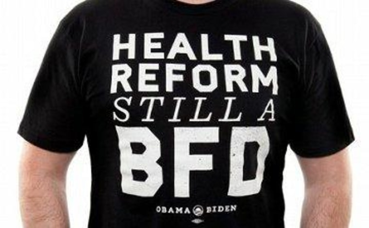 White House cursing is not a BFD