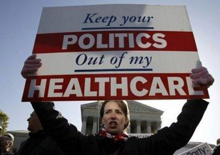A moral difference on health care