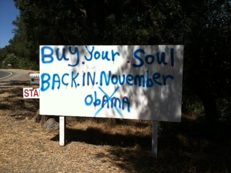 Pic from Kreep country: Buy your soul back in November