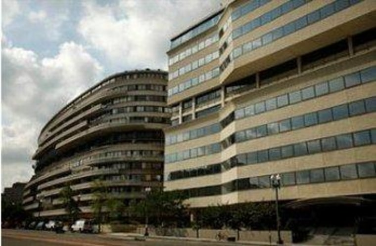 The Watergate in Washington, D.C.