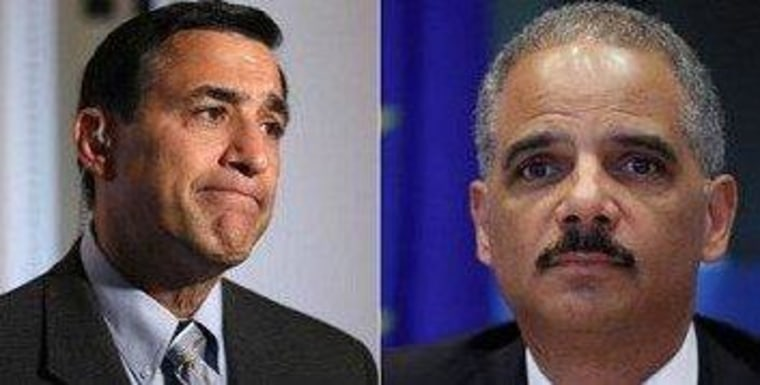 House GOP threatens Holder with contempt