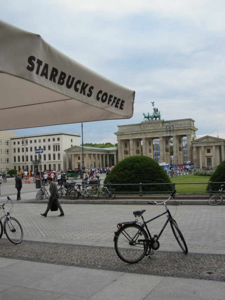 The Cold War, now iced and venti