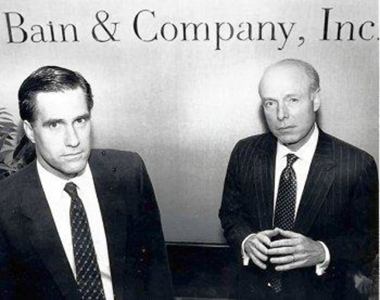 Bain Capital:  the conventional wisdom may not be wise