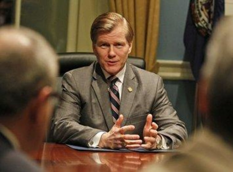 McDonnell's accidental candor credits Obama