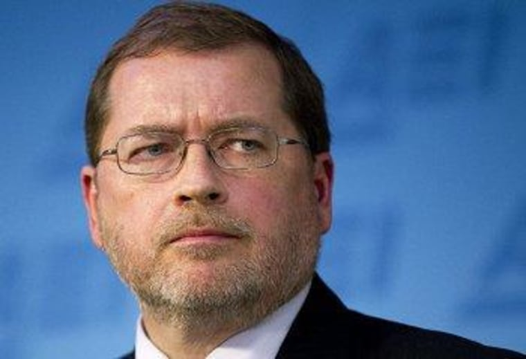 Leaving Norquist's 'pledge' unsigned