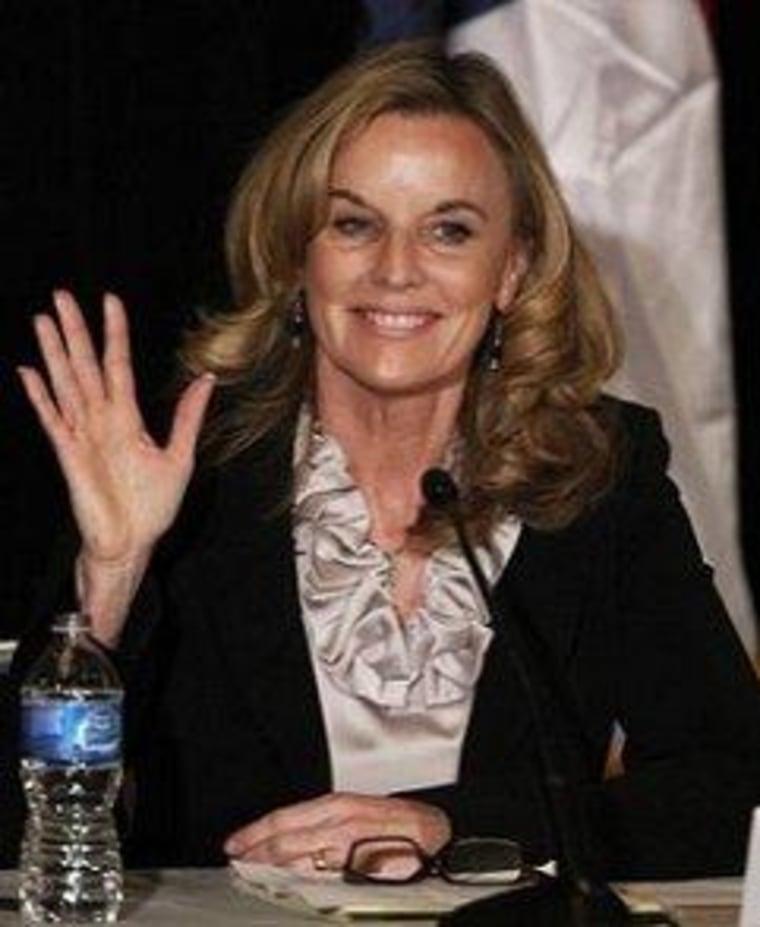 Missouri Senate candidate Sarah Steelman (R).