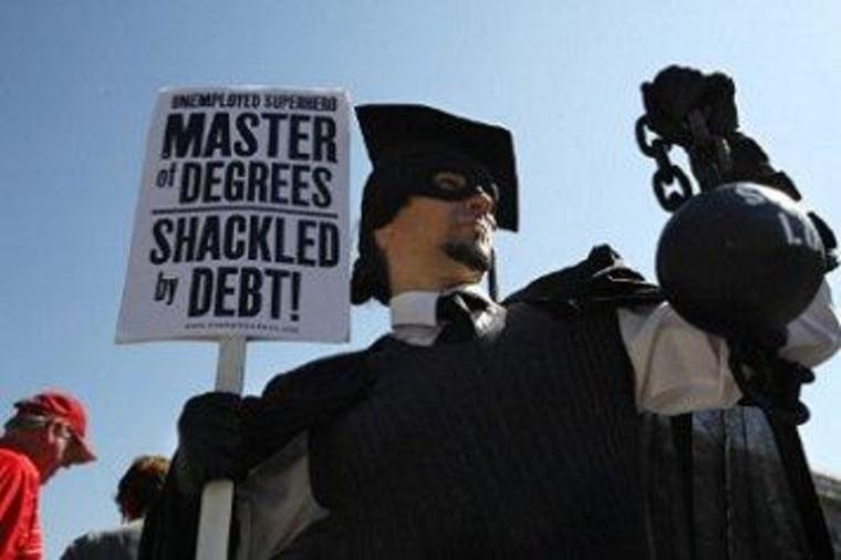 Senate GOP blocks student-loan bill