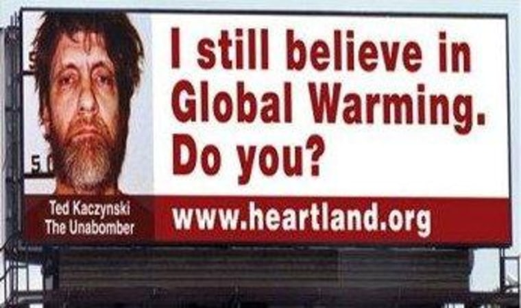 The Heartland Institute's change of heart