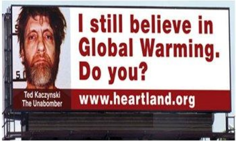 The Heartland Institute has a message for you