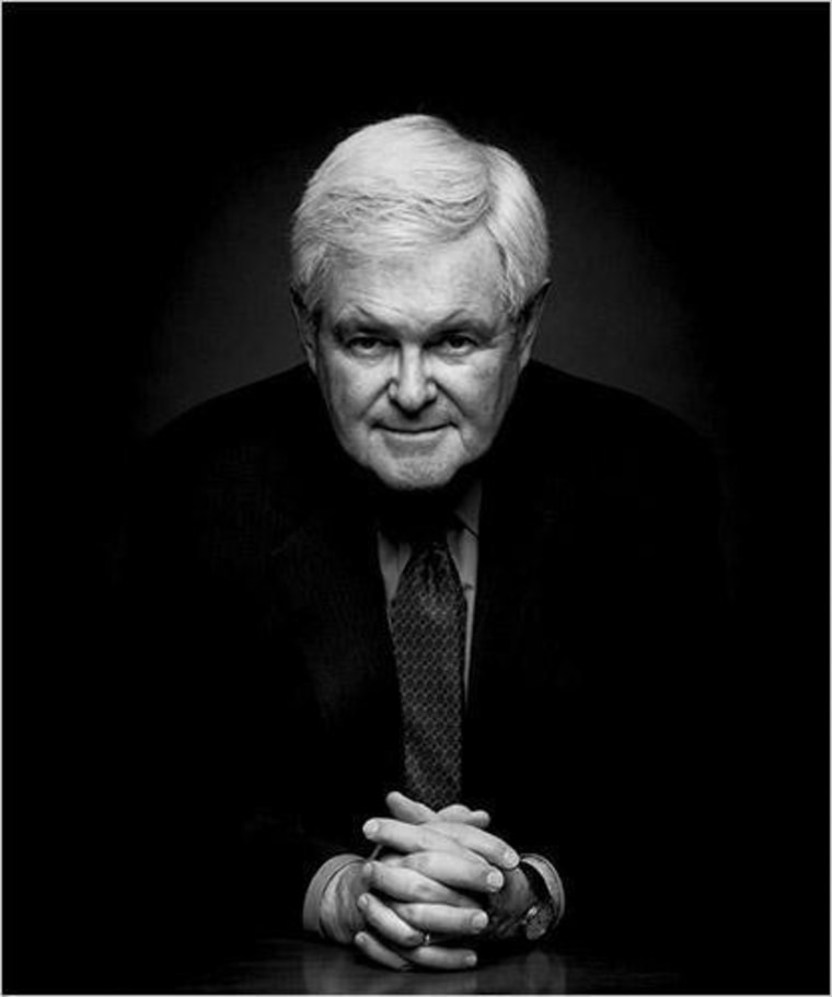 Newt's farewell address: Our challenge winners