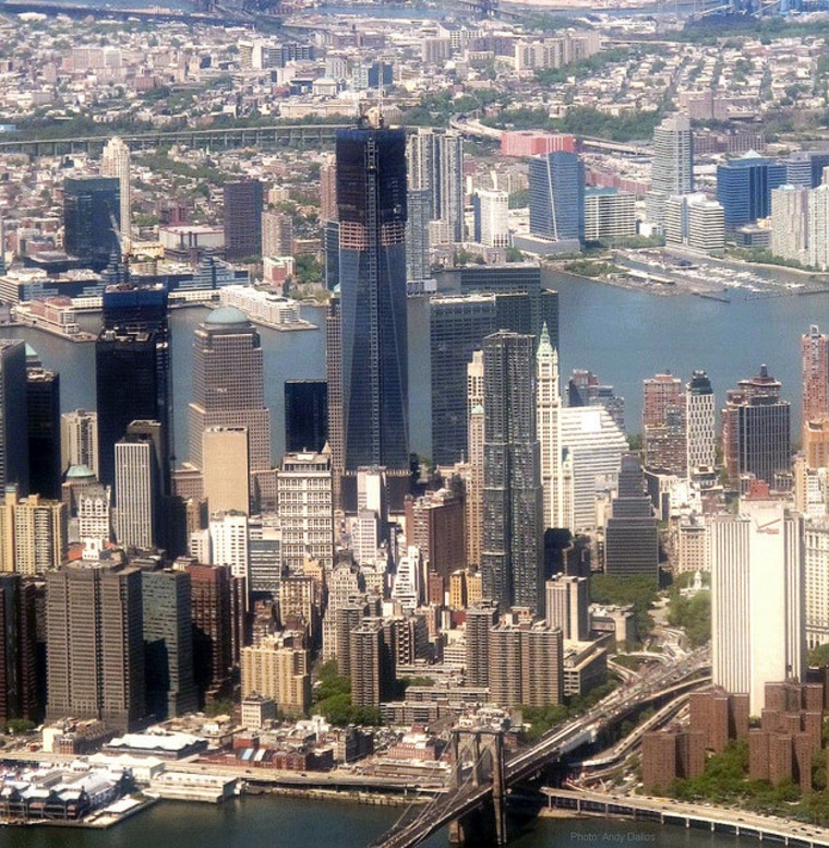 New York's new tallest tower