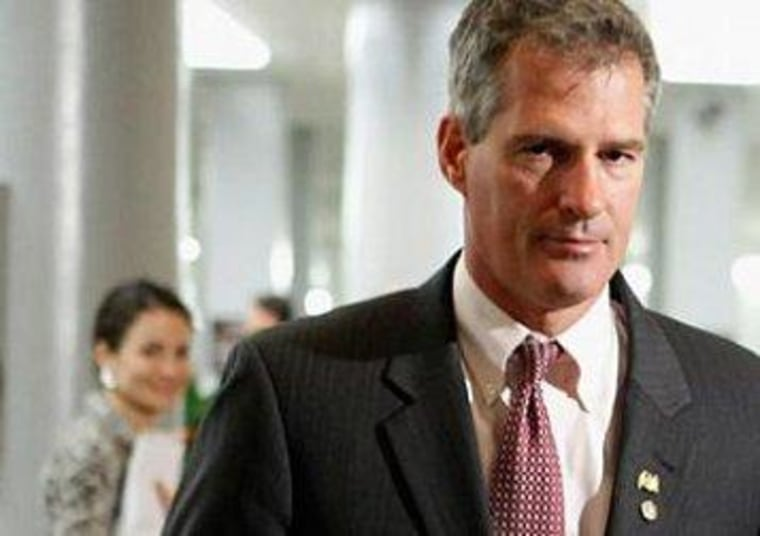 Scott Brown has an 'Obamacare' problem