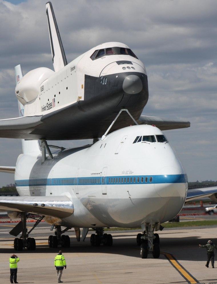 Come In, Enterprise.