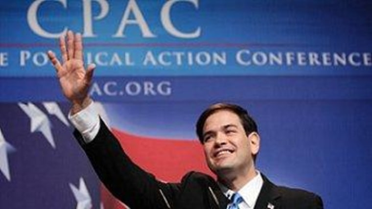 Rubio can wave goodbye to his version of the DREAM Act.