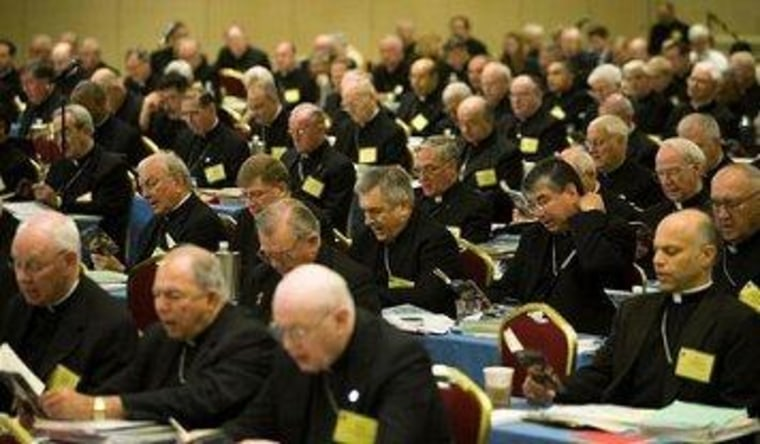 The US Conference of Catholic Bishops has seen the GOP budget plan -- and they don't like it.