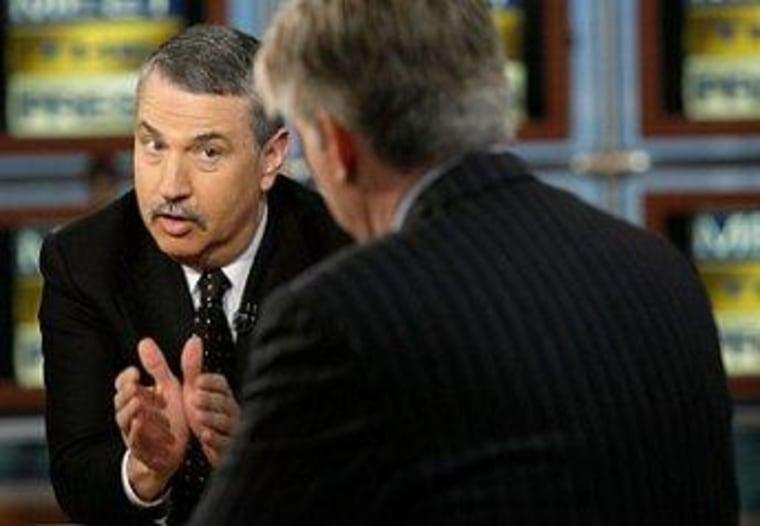 Thomas Friedman's bad habits
