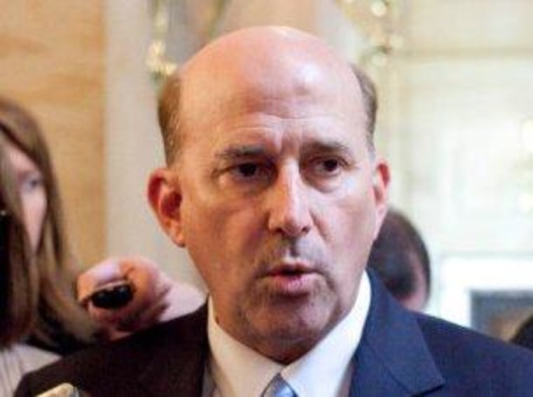 Rep. Louie Gohmert (R-TX) isn't fully invested in his party's 2012 ticket.