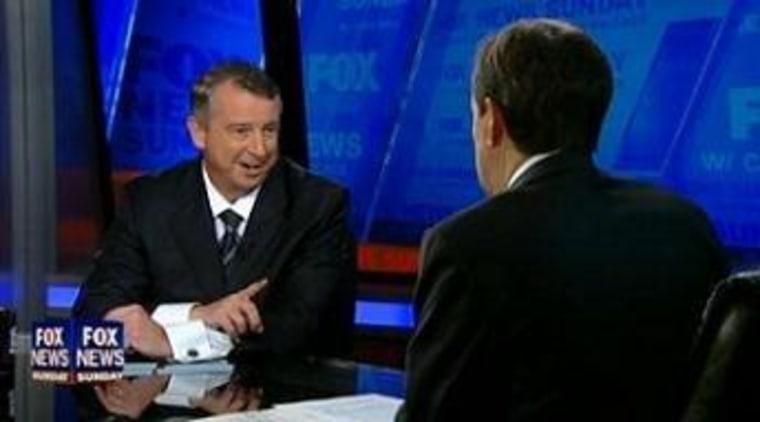 """Romney surrogate Ed Gillespie on \""""Fox News Sunday\"""""""