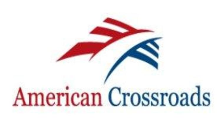 American Crossroads sees Obama winning tax debate