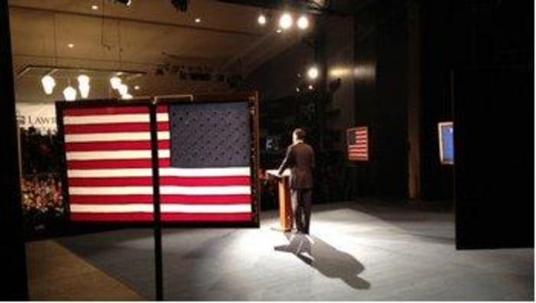 Romney presented his new stump speech in Wisconsin.