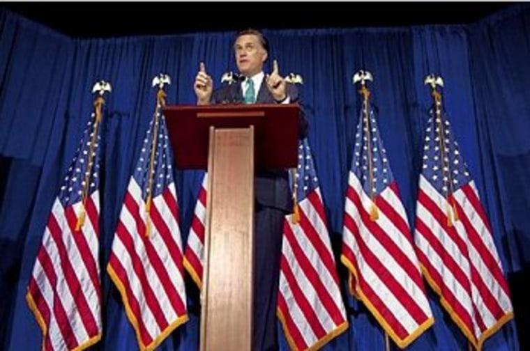 Romney's 'freedom to dream'