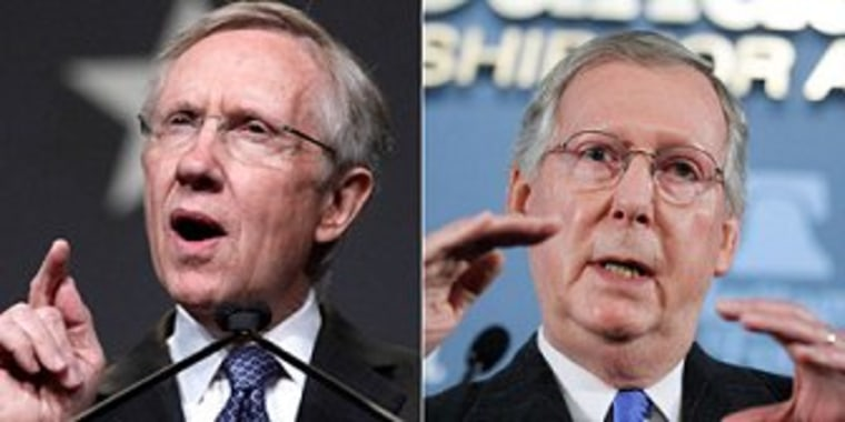 Reid's clever move on judicial nominees